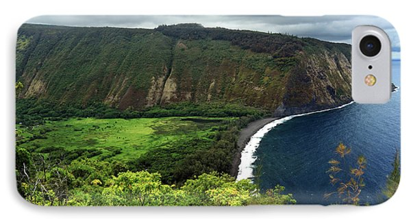 Waipio Valley IPhone Case