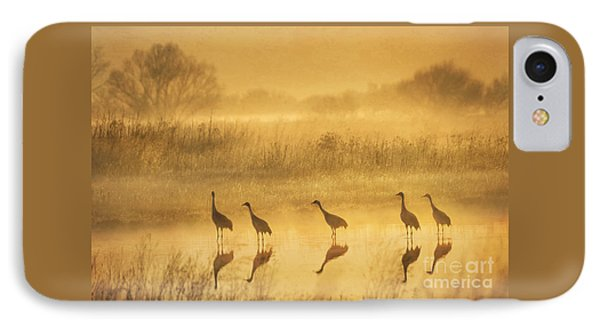 Waiting IPhone Case by Alice Cahill