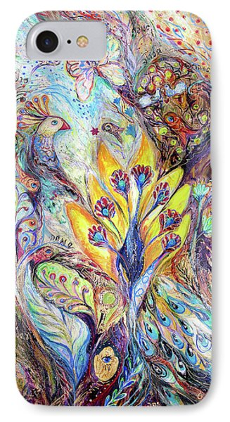Waiting For A Miracle Phone Case by Elena Kotliarker