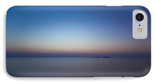 Waiting For A New Day IPhone Case by Andreas Levi