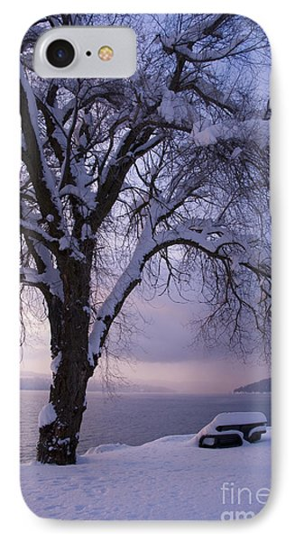 Waiting For Spring Phone Case by Idaho Scenic Images Linda Lantzy