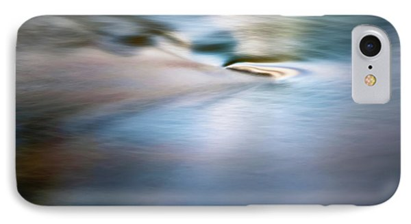Waiting For The River IPhone Case by Scott Norris