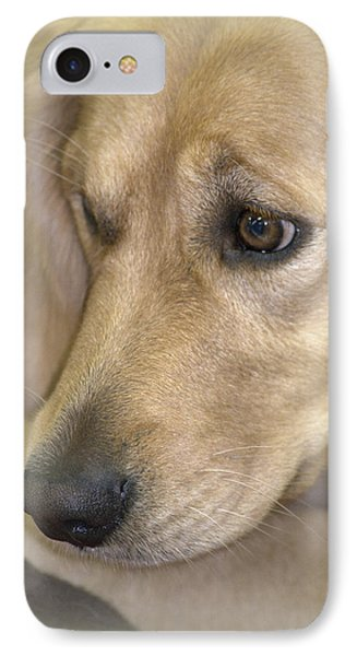 Waiting For You IPhone Case by Lori Seaman