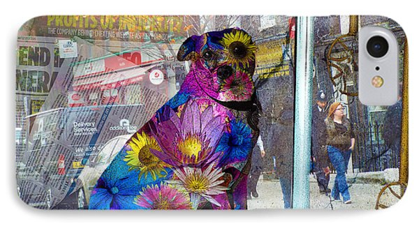 Waiting IPhone Case by Judi Saunders