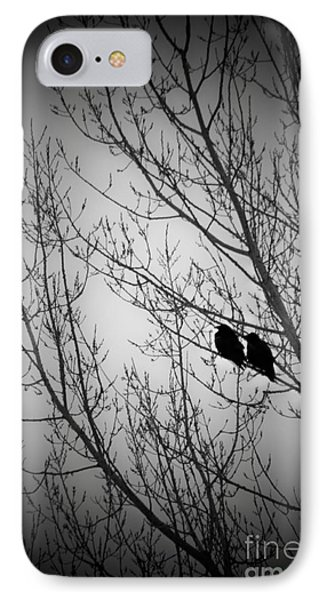 Waiting Together IPhone Case