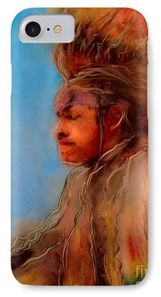 Wakantanka Maka Kin Kaye IPhone Case by FeatherStone Studio Julie A Miller