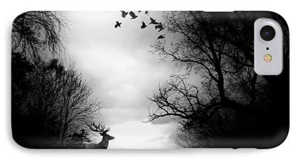 Waking From Winters Sleep IPhone Case