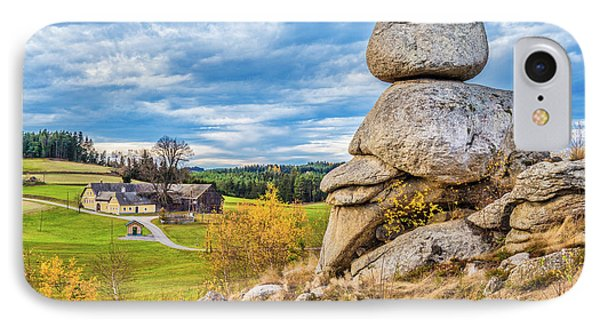 Waldviertel IPhone Case by JR Photography