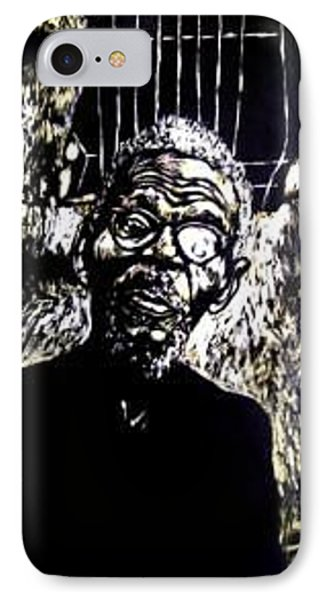 Walimu Wally Phone Case by Chester Elmore