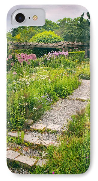 Walk Among The Wildflowers IPhone Case by Jessica Jenney