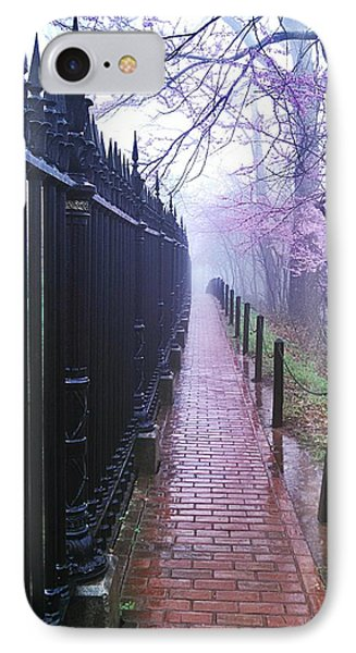 Walk Into The Light IPhone Case