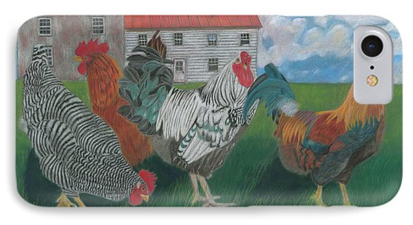 Walk This Way IPhone Case by Arlene Crafton