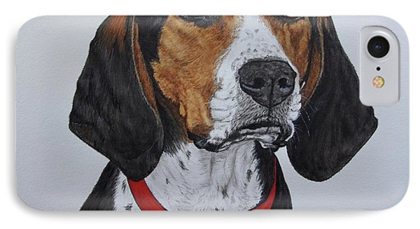 Walker Coonhound - Cooper IPhone Case