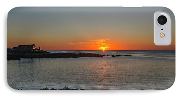 George Bush iPhone 7 Case - Walkers Point Kennebunkport Maine by Bill Cannon