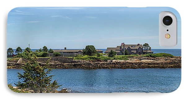 Walkers Point Kennebunkport Maine IPhone Case by Brian MacLean