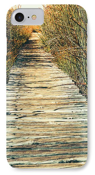 IPhone Case featuring the photograph Walking Path by Alexey Stiop