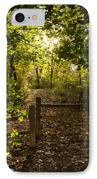 Walking Path IPhone Case