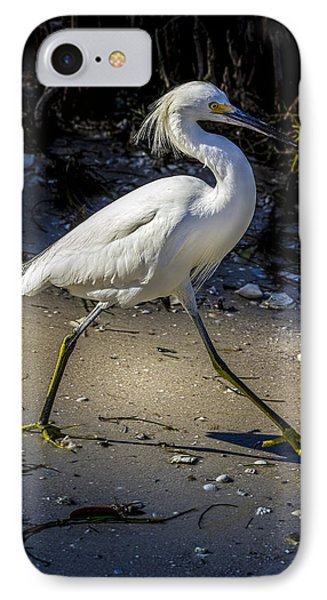 Walking Tall IPhone Case by Marvin Spates