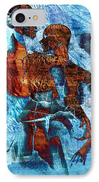 Wall Art Fenimina  IPhone Case by Danica Radman