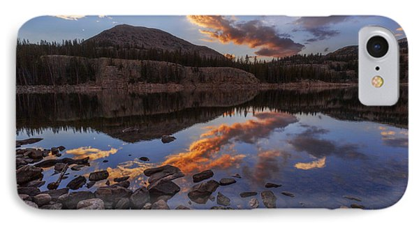 Wall Reflection IPhone Case by Chad Dutson
