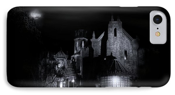 Walt Disney World's Haunted Mansion IPhone Case