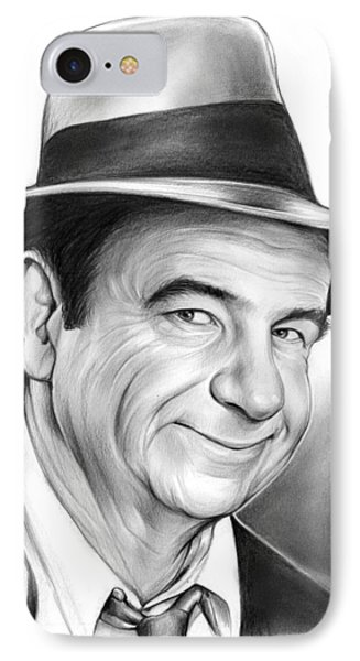Walter Matthau IPhone Case