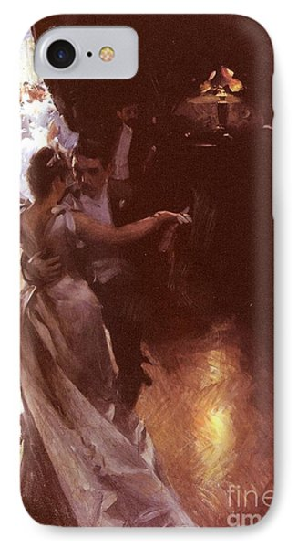 Waltz Phone Case by Anders Zorn