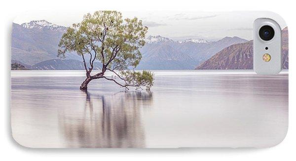 Wanaka Tree IPhone Case by Racheal Christian