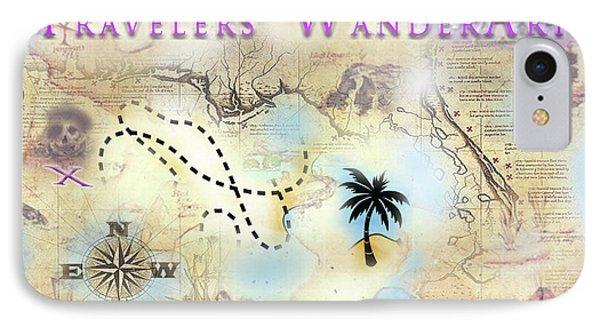 Wanderart IPhone Case