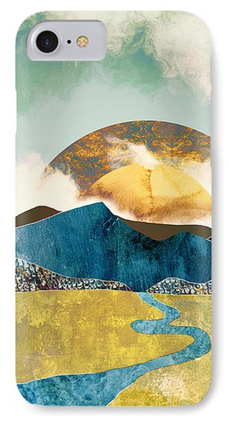 Wanderlust IPhone Case by Katherine Smit