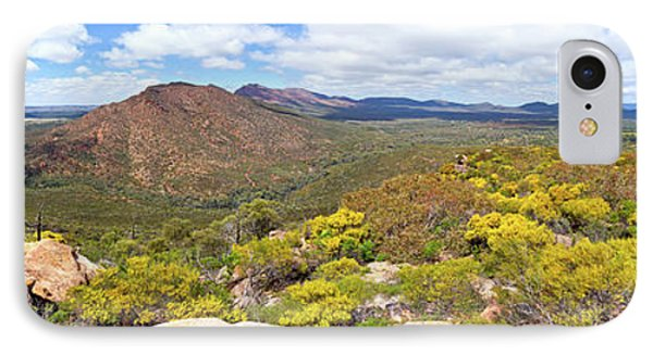 IPhone Case featuring the photograph Wangara Hill Flinders Ranges South Australia by Bill Robinson