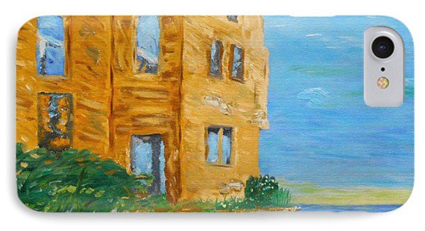 Warden's House IPhone Case by Kathy  Symonds