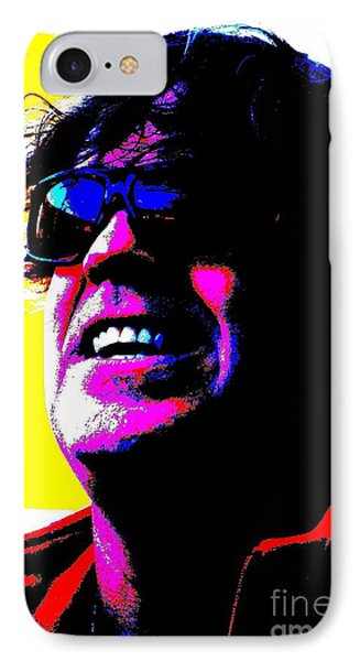 Warhol Robbie IPhone Case by Jesse Ciazza