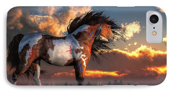 Warhorse IPhone Case