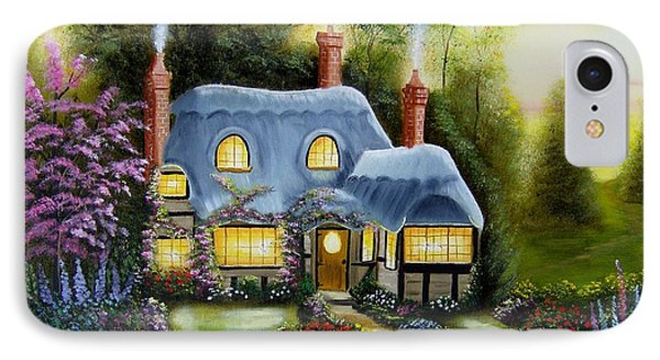 Warm And Cozy Cottage IPhone Case
