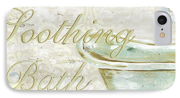 Warm Bath 1 IPhone Case by Debbie DeWitt