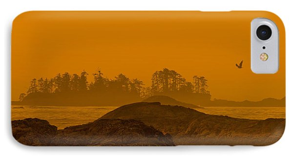 Warm Glow IPhone Case by CR  Courson