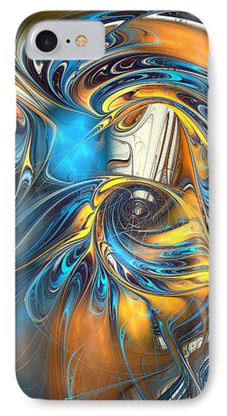 Warp Drive  IPhone Case