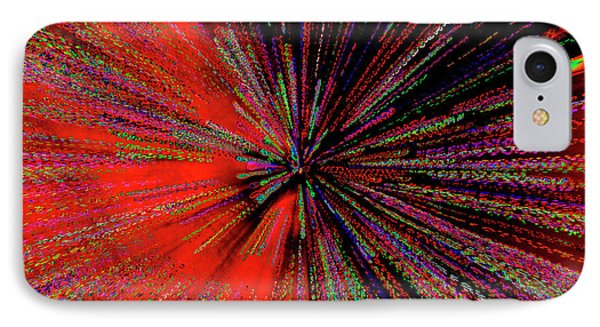 IPhone Case featuring the photograph Warp Drive Mr Scott by Tony Beck