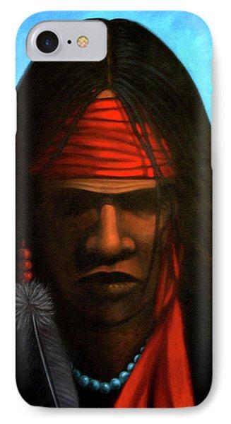 Warrior Phone Case by Lance Headlee