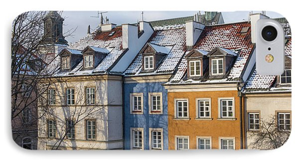 IPhone Case featuring the photograph Warsaw, Poland by Juli Scalzi
