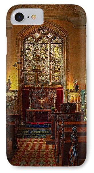 Warwick Castle Chapel Phone Case by Chris Lord