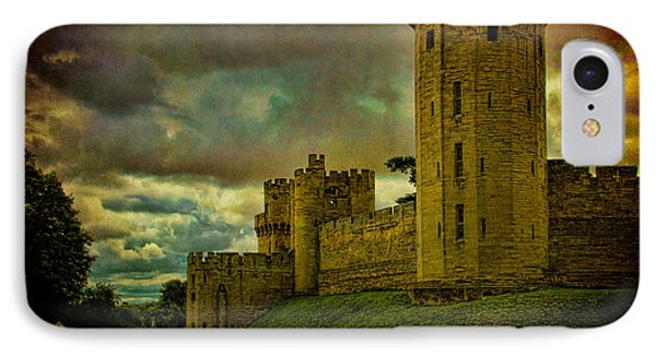 Warwick Castle Phone Case by Chris Lord