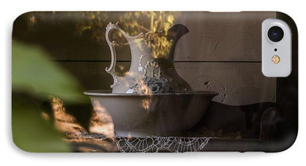 Wash Basin IPhone Case by Jay Stockhaus