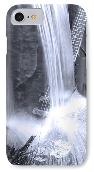 Washed Out  IPhone Case by Cathy  Beharriell