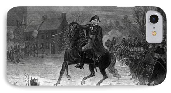 Washington At The Battle Of Trenton IPhone 7 Case