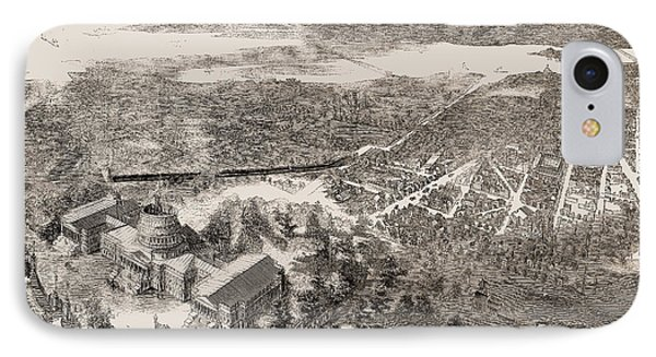 Washington, D.c., 1861 Phone Case by Granger