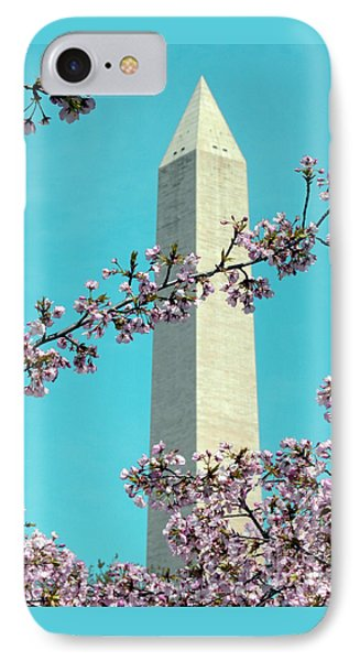 Washington D.c. In Springtime 2 IPhone Case by J Jaiam