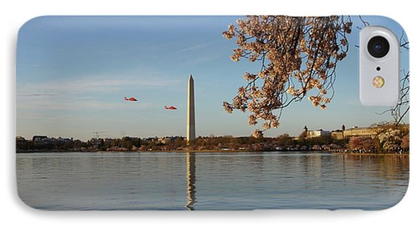 Washington Monument IPhone Case by Megan Cohen