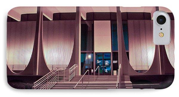Washington Mutual Bank Building  IPhone Case by Matthew Bamberg